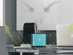 Table Air, A Purifier for your Desk | GuyMaven.com
