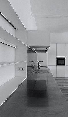 Planell-Hirsch Oficina de Arquitectura | Conversion of Three Lofts, 2013 | Barcelona