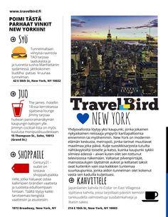 #newyork #nyc #ny #isoomena #manhattan #brooklyn #matkavinkit #matkustaminen #vinkit #kaupunkiloma #amerikka #shoppailu #ravintolat #kahvilat