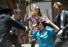 Brian J. Smith on The Wachowskis' Mind-Bending New Netflix Series Jamie Clayton, Sense 8 Netflix, Netflix Tv Shows, New Netflix, Netflix Sense8, Lito Rodriguez, Challenge Tv, The Wachowskis, K Dick
