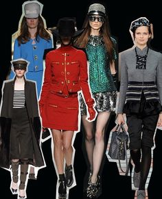 Heads up. Milan Fashion Week trends autumn/winter 2012
