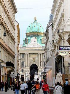 Vienna, Hofburg Imperial Palace