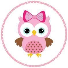 freebies; scrapbooking, grafics, owl; Owl Clip Art, Owl Art, Cute Owls Wallpaper, Owl Kids, Paper Napkins For Decoupage, Cupcake Art, Owl Patterns, Pink Owl, Sewing Art