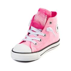 Toddler Converse All Star Hi Party Athletic Shoe  37. Alexia Johannes · Cotton  Candy Kiddo 3239d6082