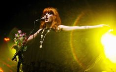 Florence and the Machine.