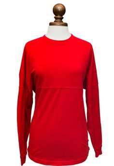 Classic Coastal Jersey - Red – Alpha Gam Boutique