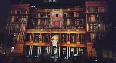 Video of the amazing Light show for Vivid Sydney last week.