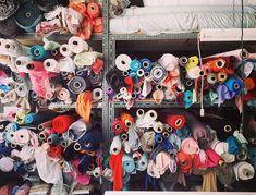 """10 """"Μου αρέσει!"""", 0 σχόλια - Folia Balletou (@folia_balletou) στο Instagram: """"Good morning! Have a nice week! #ourplace #place #dance #fabrics #colors #atelier"""" Good Morning, Halloween, Nice, Instagram, Places, Fabric, Color, Home Decor, Atelier"""