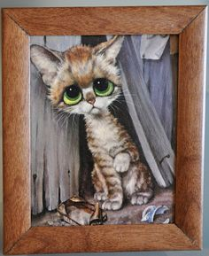 36 Best Art And Pictures Images Big Eyes Eyes Artwork