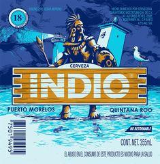 Etiquetas Indio Barrios x El Moreno – Nice Fucking Graphics!