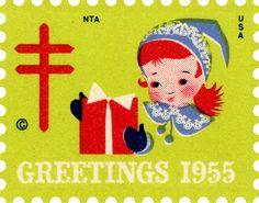 1955 Christmas Seal®