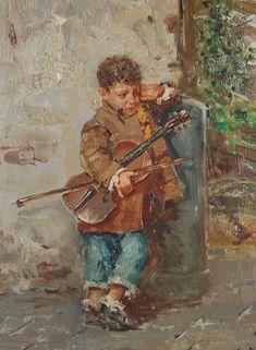 Giovanni Panza ~ Impressionist/Genre painter | Tutt'Art@ | Pittura * Scultura * Poesia * Musica |