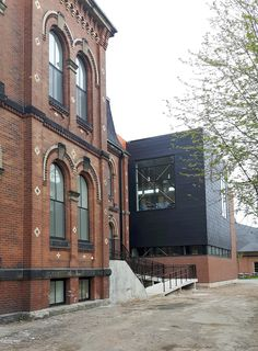 Agway Metals Inc. - Truro Public Library - Truro, NS