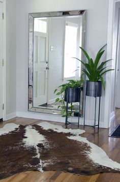 Entry way mirrors wall mirrors entryway wall mirrors amazing wall mirror of best hallway mirror ideas on round entry mirror with hooks espresso Hall Mirrors, Wall Mirrors Entryway, Entry Wall, Living Room Mirrors, Living Rooms, Full Length Mirror Entryway, Full Length Mirror Living Room, Cow Hide Rug Living Room, Entrance Hall Decor