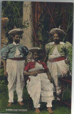 Kandyan Chiefs, Ceylon SRILANKA
