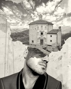 Andrea Costantini's photo manipulation series, Where is My...