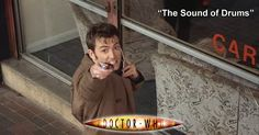 Doctor Who Online: Doctor Who 187 (B): The Sound of Drums