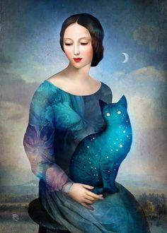 #Arte #Peludos #Gatos #Mascotas #Cats