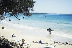 This is the most popular beach in Australia Most Popular, Maine, Golf Courses, Coast, Australia, Country, Gallery, Beach, Places