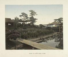 Horikiri, Iris Flower Garden at Tokio 189-?