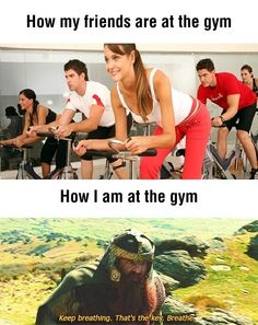 I went to the gym once // funny pictures - funny photos - funny images - funny pics - funny quotes - #lol #humor #funnypictures