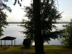 Peaceful & serene, this Macon, GA home gets to look out to this beautiful lake!