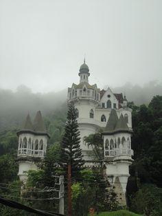 Spires, Santa Teresa, Rio de Janeiro, Brazil photo via mkathryn