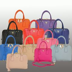 Prada Saffiano Lux Top Handle Bag BL0838 www.worldleathers.hk MSN:worldleathers.tw@hotmail.com