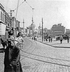 Aksaray (1930'lar) #istanlook #birzamanlar #nostalji