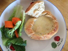 Delicious Budget French Onion Soup in Homemade Bread Bowl https://3rdculturewife.wordpress.com/2015/09/30/caribbean-cooking-french-onion-soup-on-a-budget/