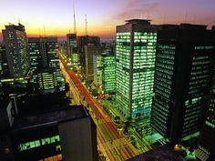 São Paulo ( Avenida Paulista)