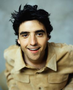 David Krumholtz. most popularly known/loved as Bernard in The Santa Clause. however, I adore him as Charlie Eppes in Numb3rs. :)