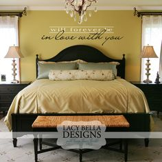 Gallery Of Wall Decals Above Bed Fabulous Homes Interior Design - Wall decals above bed