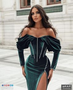 Said Mhamad Photography, Couture Fashion, Beautiful Dresses, Love Her, Hair Makeup, Bodycon Dress, Fancy, Gowns, Fashion Outfits