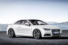 2017 Audi A5 coupé - I think I like my 16 better though... hmmmmm