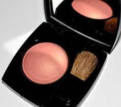 Chanel Blush - #55 In Love (cutest name ever). My number one must have! The most gorgeous cheek colour ever. Get your hands on this little darling and you wont get disappointed.