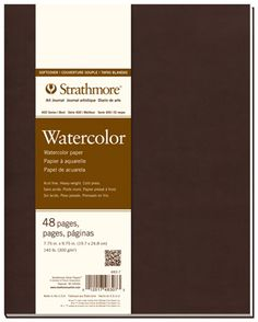 Strathmore: Watercolor Softcover Art Journal