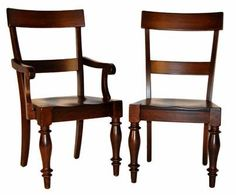 Amish Montego Bay Dining Chair - Keystone Collection