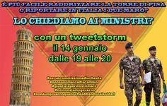 #tweetstorm #marò #italianmarines
