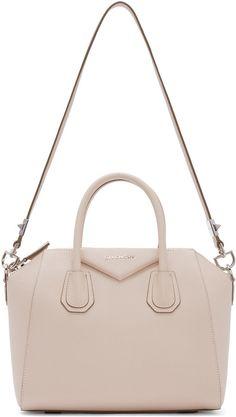 81075e47091b Givenchy Pink Small Antigona Sugar Bag Givenchy Antigona