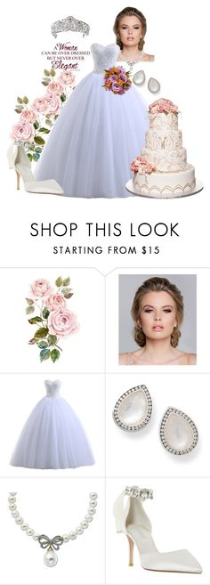 Grace Kelly's Wedding by mariana-cufari on Polyvore featuring moda, Dune, Lord & Taylor, Ippolita, Ultimate and Grace