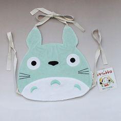 Japanese Anime Studio Ghibli Miyazaki Hayao My Neighbor Totoro Baby Bib Japan