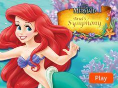 The Little Mermaid - Ariel's Symphony