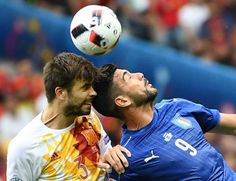 Italy ended Spain�s European Championship reign, beating the two-time defending champions 2-0 in the round of 16 on June 27, 2016. Giorgio Chiellini put Italy