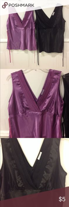 George stretch XL ( 16-18) Camisoles Size XL (16-18) George stretch Camisoles new without tags George Tops Camisoles