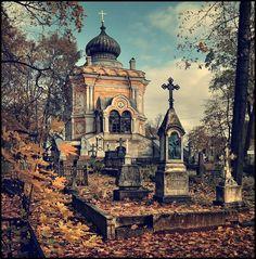 silent cemetery by Gennadi Blokhin on 500px