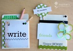 what to use paper pockets for - Google Search