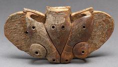 Harpoon Counterweight - Old Bering Sea I culture. (100-400 AD) Alaska