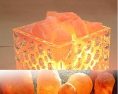 Authentic Himalayan Salt Lamp Endearing Wbm Himalayan Glow Hand Carved Natural Crystal Himalayan Salt Lamp Design Decoration