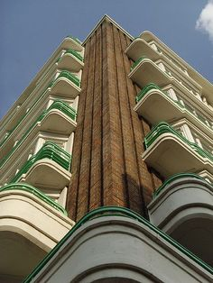 Dorset House 1935: London art deco by mermaid99 on Flickr. Dorset House 1935…